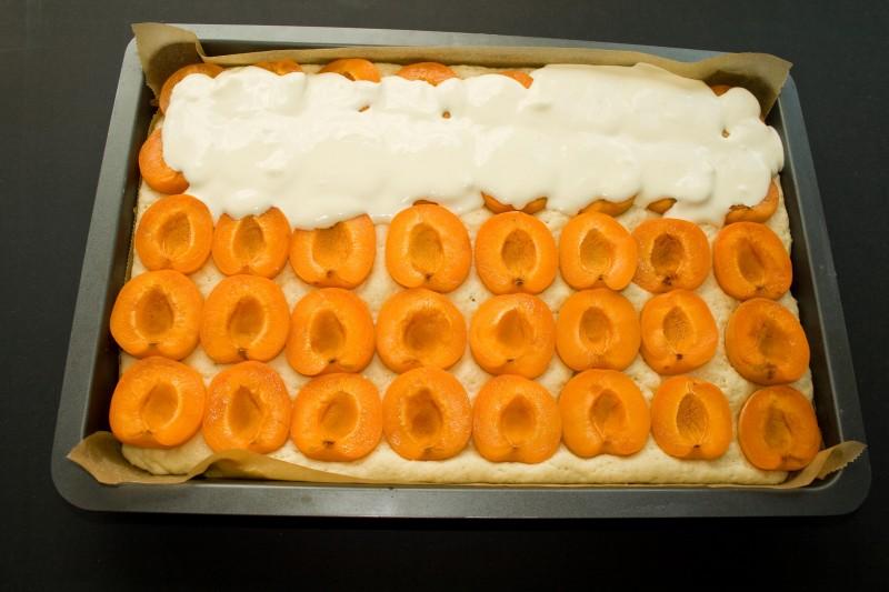 Apricot Almond Cake 2