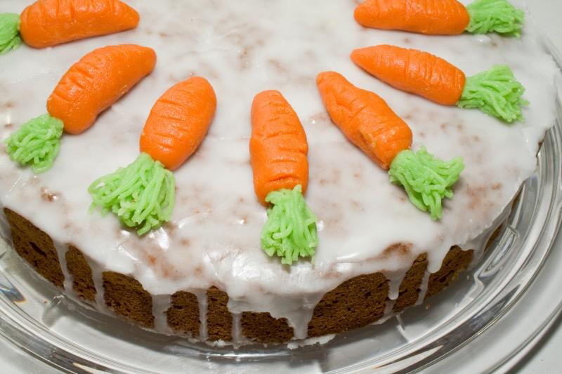 Swiss Carrot Cake   www.morethansauerkraut.com